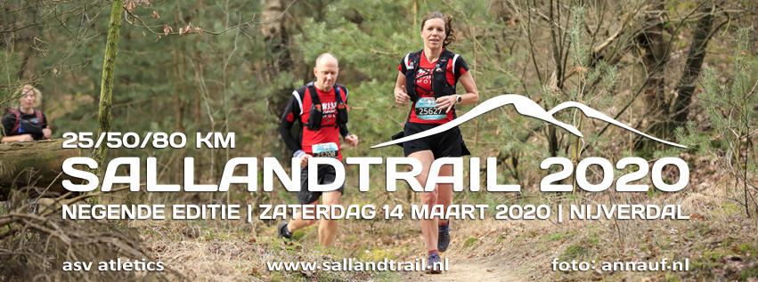 Inschrijving SallandTrail op 3 november geopend
