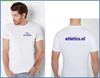 Hardloop T-shirt senioren