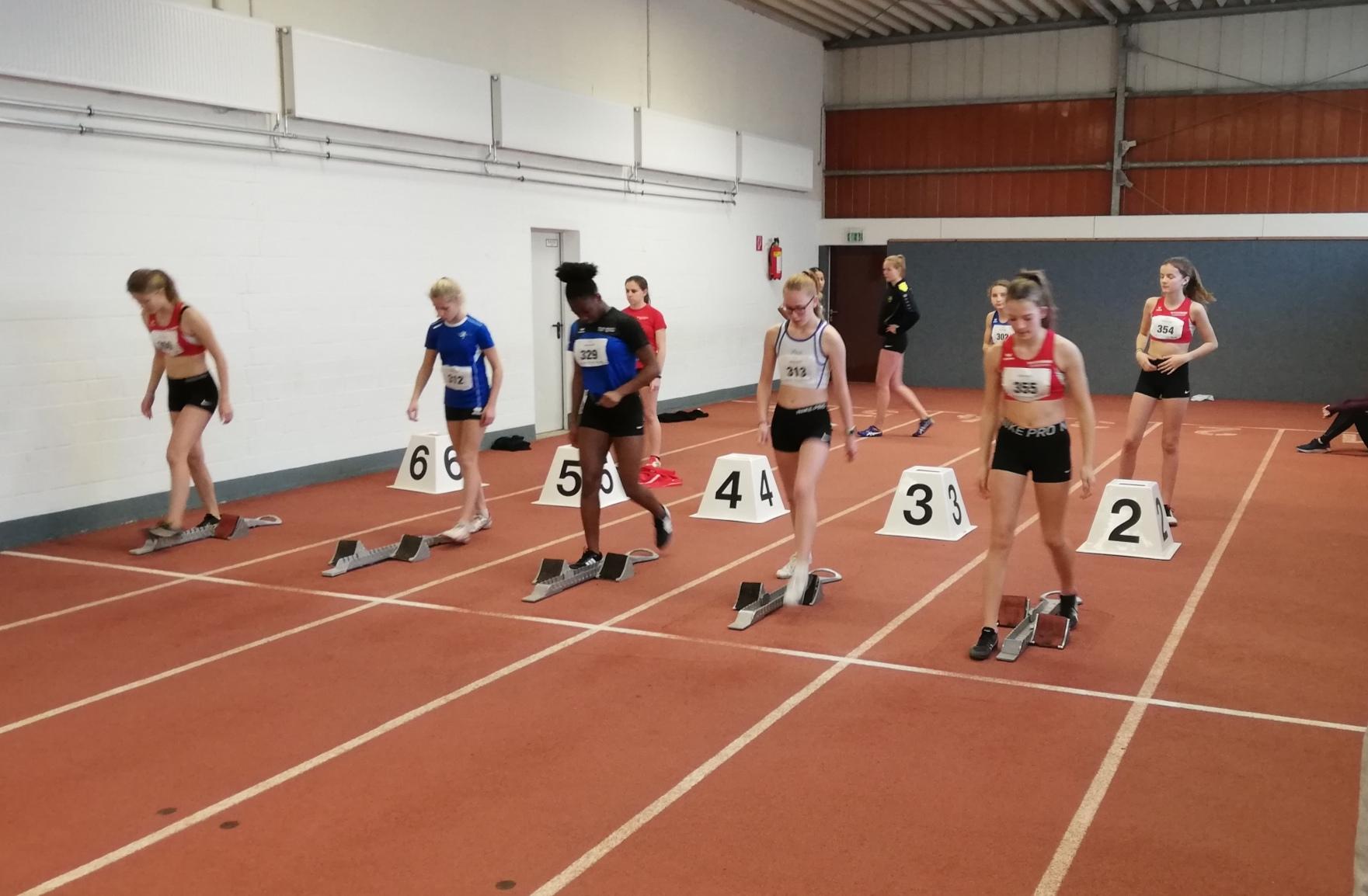 Atletiek toernooien in Duitsland door Esmee Mulder