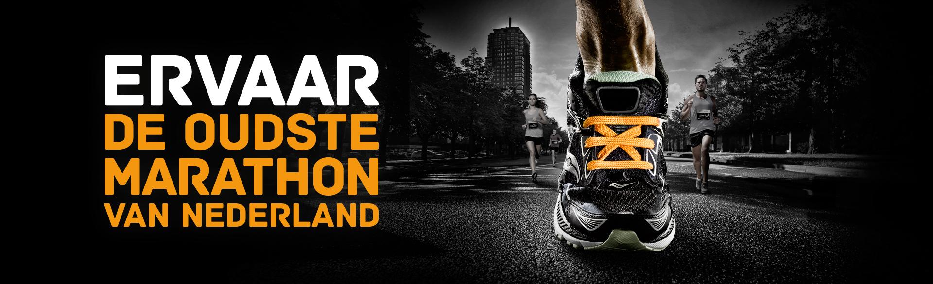 Club challenge bij marathon van Enschede